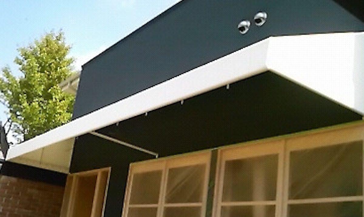 店舗用デザインテント